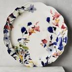 アンソロポロジー アンソロポロジー Anthropologie 花柄ディナープレート Wildflower Study 大皿 盛り皿