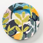 アンソロポロジー ケーキプレート 花柄 Melbourne サイドプレート 取り皿 デザートプレート 陶器製 Anthropologie