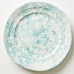 アンソロポロジーディナープレート マーブル お皿イタリア製 大皿  Anthropologie