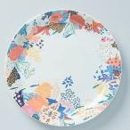 アンソロポロジー ディナープレート 大皿 盛り皿 花柄 絵皿 Anthropologie