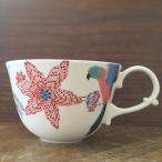 アンソロポロジー マグカップ スープカップ 鳥柄 花柄  Lyra Anthropologie