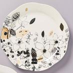 アンソロポロジー ディナープレート 盛り皿 花柄  Anthropologie