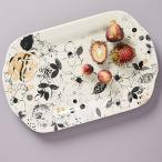 アンソロポロジー プラッター 盛り皿 大皿 花柄  Anthropologie