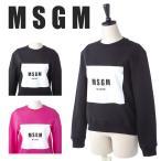 MSGM エムエスジーエム レディース トレーナー スウェットシャツ 2341MDM69 174778