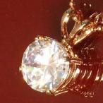 ネックレス レディース ブランド シンプル デザイン 人気 ファッション チェーン プチプラ ピンクゴールド 一粒石