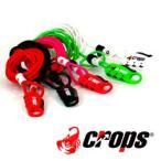 ワイヤー ロック 鍵 CP-SPD07 Crops クロップス Q キュー 自転車用にも