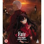 Fate Stay Night Unlimited Blade Works Blu-ray BOX 1/2(第0-12話 リージョンB)[輸入版] [Blu-ray]