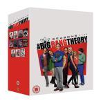 ビッグバン セオリー シーズン1-11 [DVD-PAL方式 ※日本語無し](輸入版) -BIG BANG THEORY S1-11- [DVD]