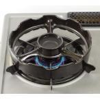 トーセラム・温度センサー付きガスコンロ専用セラミック五徳(焼き台)