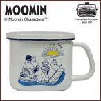 MOOMIN ムーミン ホーロー ストックポット角型
