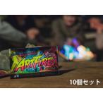 <メール便 送料無料>8月25日頃入荷予定 ARTFIRE アートファイヤー 10袋セット【アウトドア/焚き火】