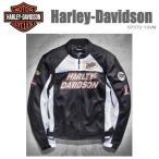 ジャケット HARLEY-DAVIDSON ハーレーダビッドソン 正規品 バイカー Men's Boulevard Mesh Jacket 97372-13VM