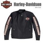 ジャケット HARLEY-DAVIDSON ハーレーダビッドソン 正規品 バイカー ナイロンジャケット 98001-03VM