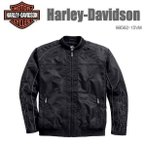 ジャケット HARLEY-DAVIDSON ハーレーダビッドソン 正規品 バイカー ナイロンジャケット メンズ 98562-15VM (Mサイズ)