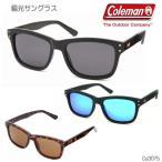 【3カラー】偏光サングラス Coleman コールマン アウトドア ウェイファーラー サングラス Co3075