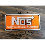 NOS ニトロ アメリカン雑貨 ワイルドスピード STICKER ステッカー シール NOS-1