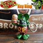 Rat Fink ラットフィンク レジンキーチェーン キーホルダー key ring RKF024RF