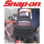 手袋 グローブ バイク 自転車 Snap On スナップオン メカニックグローブ BLACK