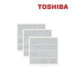 換気扇部材 東芝 F-25UF 交換用フィルター(3枚入) [■]