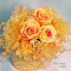 プリザーブドフラワー プレゼント ギフト プリザ アレンジ ピンク 誕生日 記念日 お祝い 贈り物  女性