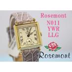 Rosemont Nostalgia ロゼモン ノスタルジア N011-YWR-LLG ライトグレー ローマ数字 送料無料