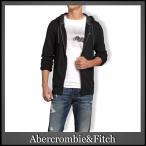ショッピングAbercrombie アバクロ メンズ パーカー ブラック Mサイズ XXLサイズ