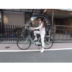 自転車に屋根、UVカット、日除け、雨除け、子供椅子のカバーアクセサリーグッズ   シャドーXDK