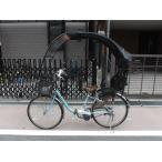 チャイルドシートのカバー アイテム 電動アシスト 自転車用品、3人乗り、子供乗せ 雨除け、日よけ  リムジンG(サイドパーツ無)