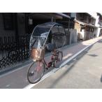 UVカット、日傘、雨傘代わりの自転車 アクセサリー 、チャイルドシートのカバーにアイテム  パーツ、自転車荷台グッズ NキットSy