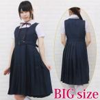 ショッピングコスプレ コスプレ 大きいサイズ スクールジャンパースカート制服セット BIG HB3001B