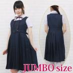 ショッピングコスプレ コスプレ 大きいサイズ スクールジャンパースカート制服セット JUMBO HB3001J