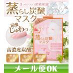 【メール便OK】SHUWABON ディープ炭酸蒸らしマスク(2回分) シュワボン シュアワ SHUAWA/高濃度炭酸マスク/シートパック/シートマスク
