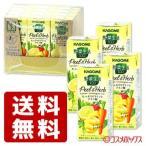 カゴメ 野菜生活100 Peel&Herb レモン・レモングラスミックス 200ml×12本 (ケース販売/1本当たり121円) KAGOME