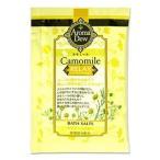 *クロバーコーポレーション アロマデュウ バスソルト カモミールの香り 25g AromaDew
