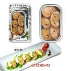 国分 K&K 缶つまレストラン たいらぎ貝柱のアヒージョ バジル風味 固形量30g(内容総量65g)