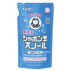 シャボン玉 スノール 液体タイプ (洗濯用石けん) つめかえ用 800ml