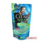 ユニリーバ クリアフォーメン アクティブスポーツ 薬用シャンプー つめかえ用 280g CLEAR MEN Unilever