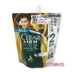 クリア(CLEAR) フォーメン(MEN) トータルケア 男性用シャンプー つめかえ用 560g ユニリーバ(Unilever)
