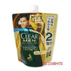 クリア(CLEAR) フォーメン(MEN) トータルケア   男性用コンディショナー つめかえ用 560g ユニ  リーバ(Unilever)
