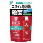 プロテク(PRO TEC) 薬用デオドラントソープ つめかえ用 330ml LION