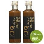 【セット】北海道アンソロポロジー 和漢発酵生姜シロップ 280mL 2本セット
