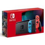 「新品」(新モデル)Nintendo Switch Joy-Con(L) ネオンブルー/(R) ネオンレッド  Switch HAD-S-KABAA