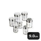 ポリカーボネイト調味料缶 大 S缶(塩)(068045)キッチン、台所用品