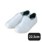 ミドリ安全 H-800 白 22.5cm 超耐滑軽量作業靴ハイグリップ(378110-1pc) キッチン、台所用品