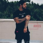 Yahoo!A-riesスポーツ メンズ Tシャツ 夏 新作 半袖 お出かけ 走り ジム 人気 かっこいいBH0322-AL21