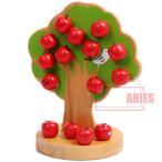 知育玩具 木のおもちゃ 誕生日 プレゼント クリスマス ベビー 遊び 握り 親子 新作 リンゴ 面白い 可愛い 人気 BH1031-AL53