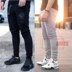 スポーツウェア メンズ ズボン パンツ ボトムス 秋 スウエット フィットネス 動きやすい ランニング トレーニング スポーツズボン レジャーGDJ03-AL146