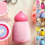水筒 子供用 魔法瓶 キッズ ボトル 直飲み 保温 かわいい 韓国風 通園 通学JZAH-TB41