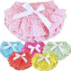 ブルマ ベビー服 ベビー ブルマ ブルマスカート フリフリ 可愛い 赤ちゃん スカート付きLTH01-14
