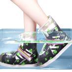 雨用 靴カバー レインカバー ブーツカバー シューズ・バー メンズ レディース 雨具 通学 通勤 雨対策 防水 雨の日グッズYXK1-TB07